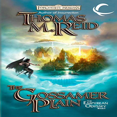 The Gossamer Plain audiobook cover art