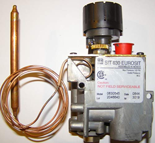 (Part NEW) 098237-08 SIT 630 Eurosit gas valve Model 0630545 Comfort Glow + all part numbers/models in description -  (New MA Repl Parts)