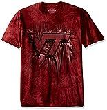 The Mountain mensVirginia Tech Inner Spirit T-Shirt T-Shirt - red - S