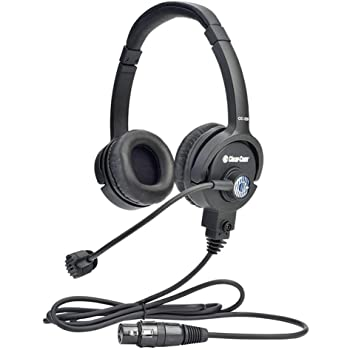 Clear-Com CC-220-X4 | Double On Ear 4 Pin Female XLR Cardioid Headset
