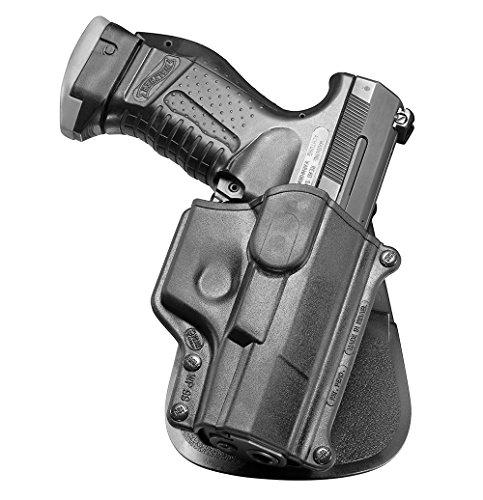 Fobus verdeckte Trage Retention Pistolenhalfter Paddle Halfter Holster für Walther P99 & P99 Compact