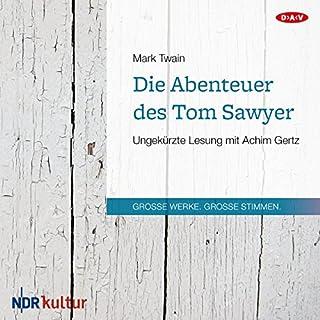 Couverture de Die Abenteuer des Tom Sawyer
