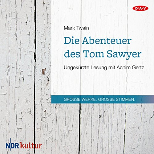 Die Abenteuer des Tom Sawyer Titelbild