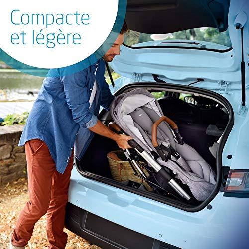 Bébé Confort Mya, Compacte et légère, Poussette citadine, De la naissance à 3,5 ans (0-15kg),...