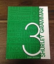 Shurley Grammar Level 3 Student Workbook