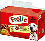 Frolic Complete Hundefutter Rind, Karotten und Getreide