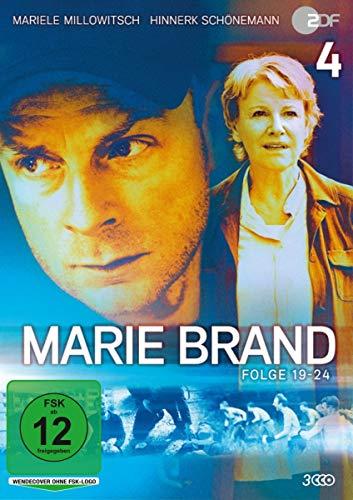 Marie Brand 4 - Folge 19-24 (6 Filme auf 3 DVDs)