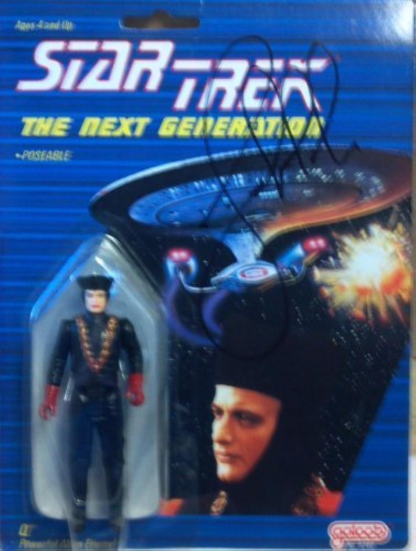 nueva marca Estrella Trek Trek Trek the Next Generation Galoob Q Acción Figura 1988 by Galoob  productos creativos