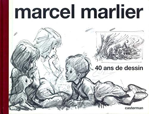 Marcel Marlier : 40 ans de dessins