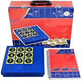 Rompecabezas Juego de mesa, con cajón Número de madera de juguete rompecabezas Sudoku Puzzle juego de mesa entre padres e hijos Pizarra Interactiva juguete adulto de escritorio juego 120 niveles barir