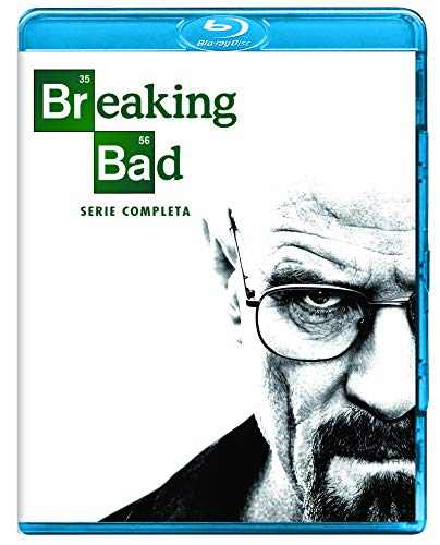 Breaking Bad Serie Completa Bluray