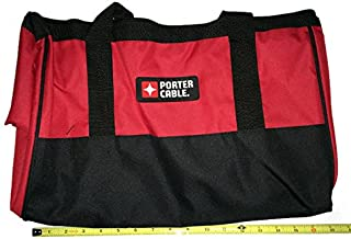 Porter Cable PCCBAG4 Red and Black Big Mouth Tool Bag