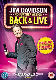 Jim Davidson - Back & Live: No Further Action
