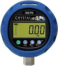 Crystal M1-3KPSI Digital Pressure Gauge, 0 to 3000 psi