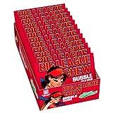 Big League Chew Strawberry Tray + (12 Packs)