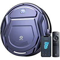 OKP Ultra-thin 1800Pa Suction App Alexa Self-Charging Quiet Automatic Robotic Vacuum