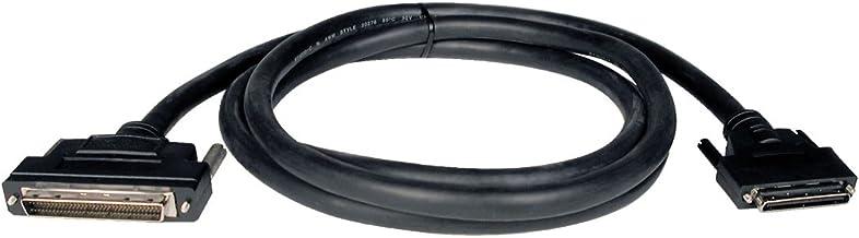 Tripp Lite SCSI Ultra2/160/U320 LVD Cable (VHDCI68M/HD68M) 3-ft.(S455-003) , Black