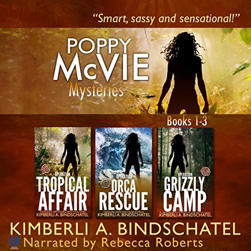 Couverture de Poppy McVie Mysteries: Books 1-3