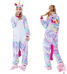 Grenouillère Combinaison-Pyjama Femme Onesie Pyjam