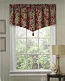 Traditions By Waverly Rustic Retreat Ascot Valance Color Gem