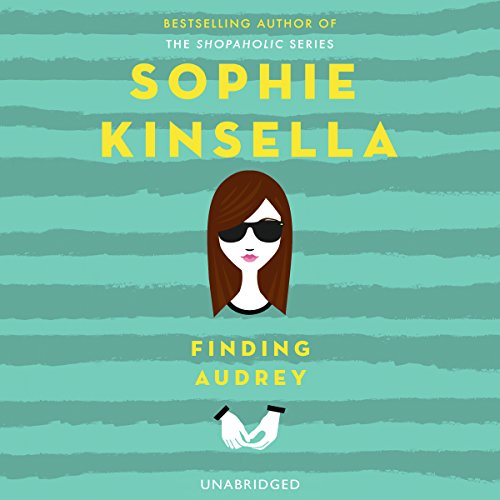 Finding Audrey audiobook cover art
