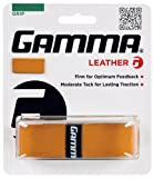 Gamma Sports Tennis Racquet Leather Replacement Grip...