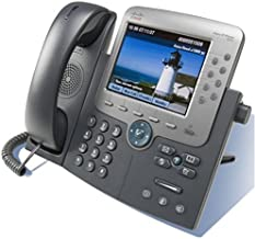 Cisco CP-7975G Unified Ip Color Display VoIP Phone(Renewed) photo