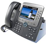 Cisco CP-7975G Unified Ip Color Display VoIP Phone(Renewed)