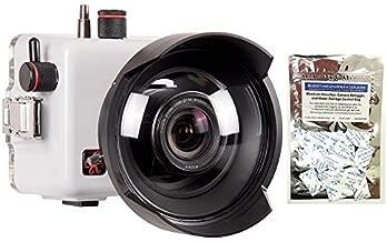 Ikelite Canon EOS M10 Housing w/FREE Moisture Munchers