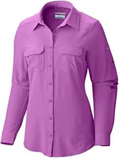 Columbia Sportswear Women's Saturday Trail Iain Long Sleeve Shirt