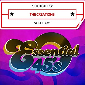 Footsteps / A Dream (Digital 45)