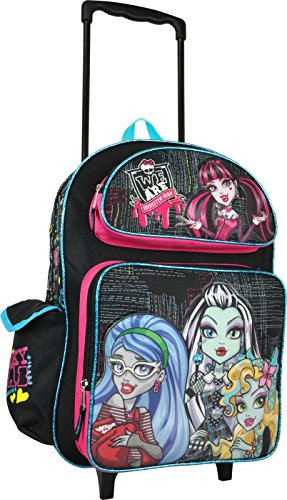 Large Rolling Sac à dos – Monster High – Mode...