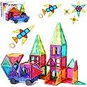 Plumia 3D Magnet Building Tiles Set STEM Learning Toys