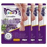 GY Lavendel Fuß Peeling Maske Reparatur der Rauen Ferse und Entfernung abgestorbener Haut und...