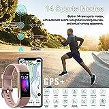 Zoom IMG-2 latec fitness tracker smartwatch orologio