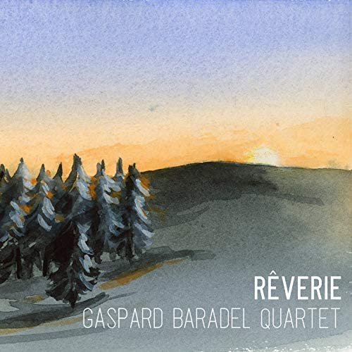 Gaspard Baradel, Antoine Bacherot, Cyril Billot & Josselin Hazard