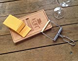 Zoom IMG-1 fred oh snap tagliere legno