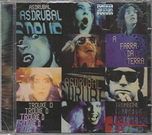 Asdrubal Trouxe O Trombone - Cd A Farra Da Terra - 1983