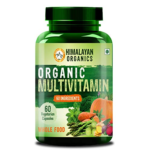 Himalayan Organics Organic Multivitamin with 60+...