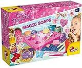 Lisciani Disney Princesses Loisirs CREATIFS – Les SAVONS Magiques PRINCESSES-68036, 68036, Rose