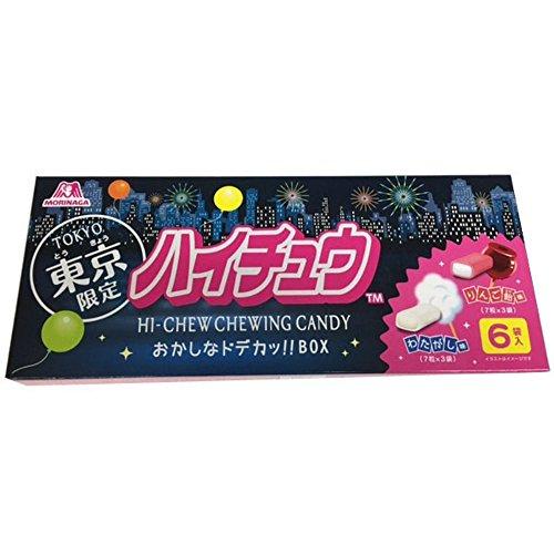 【東京限定】おかしなおかし屋さん ハイチュウおかしなドデカッ!!BOX 6袋(7粒×3袋×2種類)