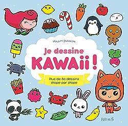 Une Série Didées De Dessin Kawaii Facile Le Dessin Facile