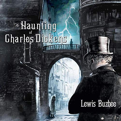 The Haunting of Charles Dickens audiobook cover art