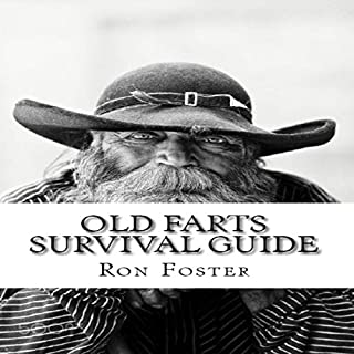 Old Farts Survival Guide audiobook cover art