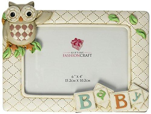 FASHIONCRAFT bébé Chouette Cadre à partir de Cadeaux