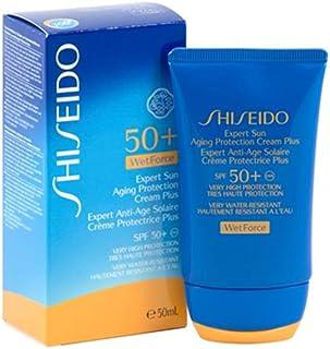 SHISEIDO 资生堂 抗衰老 防晒霜 防晒乳 50ml/瓶(新老包装 随机发货)(包邮包税 日本品牌 )