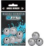 Angel-Berger Kugelblei Bleikugel Verschiedene Gewichte (20g)
