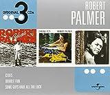 Robert Palmer: 3 Cd Collection