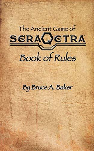 SeraQetra Book of Rules (English Edition)