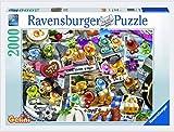 Puzle compatible con Ravensburger 16014 Gelini en Oktoberfest 2000 piezas